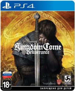 игра Kingdom Come: Deliverance PS4 - Русская версия