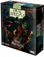 Настольная игра Hobby World 'Ужас Аркхэма. Ужас Инсмута' (181945)