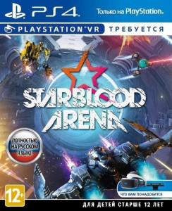 игра StarBlood Arena PS4 - Русская версия