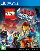 игра The LEGO Movie Videogame PS4 - Русская версия