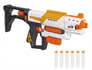 Бластер Nerf N-Strike Modulus Recon MKII (B4616)