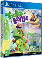 игра Yooka-Laylee PS4 - Русская версия