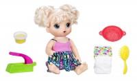Кукла Hasbro Baby Alive 'Малышка и Лапша' (C0963)