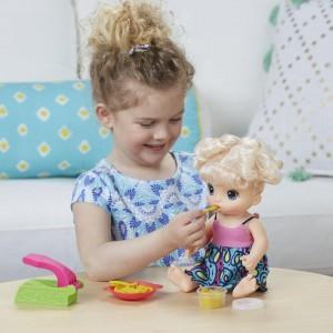 фото Кукла Hasbro Baby Alive 'Малышка и Лапша' (C0963) #3