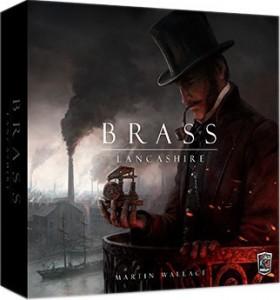 Настольная игра Crowd Games 'Brass: Ланкашир' (44050)