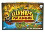 Настольная игра Dream Makers Шукачі скарбів (1206_UA)