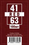 Протекторы (кармашки) для карт GaGa Games (41 х 63 мм, Mini USA, 100 шт.) (GG013)