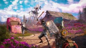 скриншот Far Cry: New Dawn PS4 - Русская версия #3
