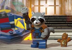 скриншот LEGO Marvel Super Heroes 2 PS4 - Русская версия #4