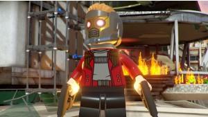 скриншот LEGO Marvel Super Heroes 2 PS4 - Русская версия #5