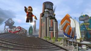 скриншот LEGO Marvel Super Heroes 2 PS4 - Русская версия #2