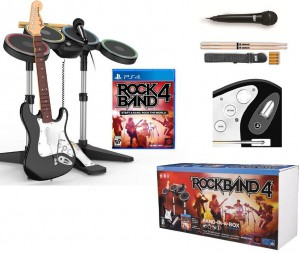 скриншот Rock Band 4 PS4 #2