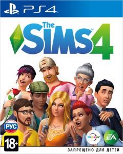 игра The Sims 4 PS4 - Русская версия