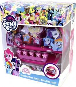 Набор для маникюра Markwins My Little Pony 'Радуга' (9806610)