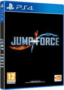 игра Jump Force PS4 - Русская версия