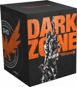 игра Tom Clancy's The Division 2. Коллекционное издание Dark Zone  PS4 -  Русская версия