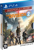 игра Tom Clancy's The Division 2. Washington D.C. Edition PS4 -  Русская версия