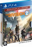 игра Tom Clancy's The Division 2. Washington D.C. Edition PS4 -  Русская версия