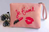 Подарок Косметичка с вышивкой 'Je t'aime' (149-14621959)
