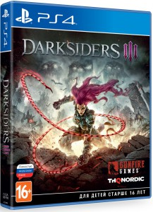 игра Darksiders 3 PS4 - Русская версия