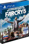 игра Far Cry 5. Deluxe Edition PS4 - Русская версия