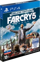игра Far Cry 5. Deluxe Edition PS4 - Русская версия