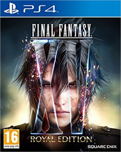 игра Final Fantasy 15 Royal Edition PS4 - Русская версия