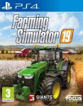 игра Farming Simulator 19 PS4 - Русская версия