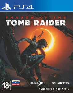 игра Shadow of the Tomb Raider PS4 - Русская версия