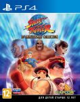 игра Street Fighter 30th Anniversary Collection PS4
