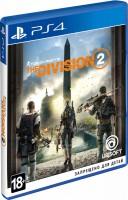 игра Tom Clancy's: The Division 2 PS4 - Русская версия