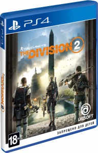 игра Tom Clancy's: The Division 2 PS4 - Русская версия