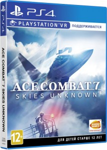 скриншот Ace Combat 7: Skies Unknown PS4 - Русская версия #7