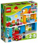 Конструктор Lego Duplo 'Семейный дом' (10835)