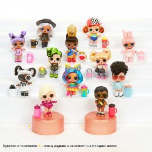 фото Игровой набор с куклой L.O.L. S5 W1 серии 'Hairgoals' - Модное перевоплощение  (556220-W1) #2