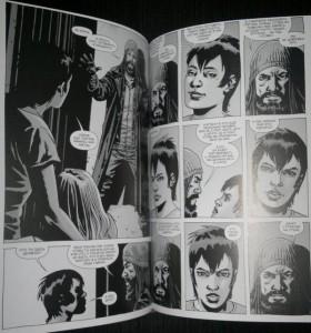 фото страниц Ходячие мертвецы. Полное собрание. Том третий #5