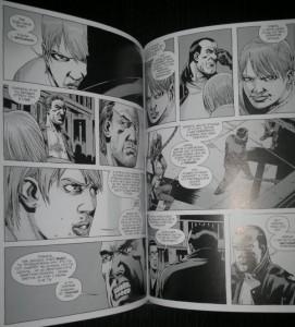 фото страниц Ходячие мертвецы. Полное собрание. Том третий #8