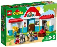 Конструктор Lego Duplo 'Конюшня пони на ферме' (10868)