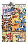 фото страниц Обычный мультик. Комикс. Выпуск 4 #5
