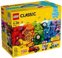 Конструктор Lego Classic 'Кубики и колеса' (10715)