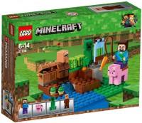 Конструктор Lego Minecraft 'Арбузная ферма' (21138)