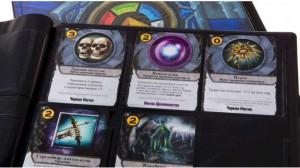 фото Настольная игра GaGa games Codex: Альбомы для карт. Синие против Черных (Доминион Тверди против Плети Черной Длани) (GG088/GG107) #4