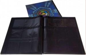 фото Настольная игра GaGa games Codex: Альбомы для карт. Синие против Черных (Доминион Тверди против Плети Черной Длани) (GG088/GG107) #2