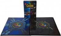 Настольная игра GaGa games Codex: Альбомы для карт. Синие против Черных (Доминион Тверди против Плети Черной Длани) (GG088/GG107)