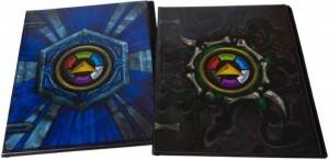 фото Настольная игра GaGa games Codex: Альбомы для карт. Синие против Черных (Доминион Тверди против Плети Черной Длани) (GG088/GG107) #3