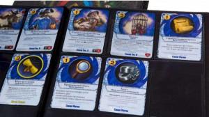 фото Настольная игра GaGa games Codex: Альбомы для карт. Синие против Черных (Доминион Тверди против Плети Черной Длани) (GG088/GG107) #5