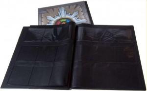 фото Настольная игра GaGa games Codex: Альбомы для карт. Белые против Фиолетовых (Орден Утренней Звезды против Конклава Вортоссов) (GG087/GG106) #2