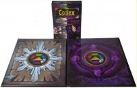 Настольная игра GaGa games Codex: Альбомы для карт. Белые против Фиолетовых (Орден Утренней Звезды против Конклава Вортоссов) (GG087/GG106)