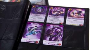 фото Настольная игра GaGa games Codex: Альбомы для карт. Белые против Фиолетовых (Орден Утренней Звезды против Конклава Вортоссов) (GG087/GG106) #3