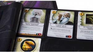 фото Настольная игра GaGa games Codex: Альбомы для карт. Белые против Фиолетовых (Орден Утренней Звезды против Конклава Вортоссов) (GG087/GG106) #4